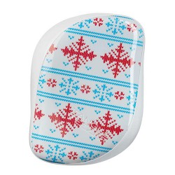 Tangle Teezer Compact Brush Styler Winter Frost