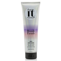 Alfaparf That´s it Blonde Parade mask (150ml)