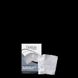 Gelazé Professional Gel & Nails Polish Remover Wraps (100Uds)