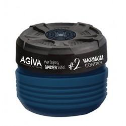 Agiva Spider Wax Maximum Control (175ml)