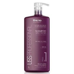 Amend Liss Intensy Shampooing avec Kératine (1000ml)
