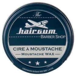 Hairgum Cire pour le salon de coiffure Moustache (40g)