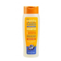 Cantu Flaxseed Collection Smoothing Shampooing (400ml)