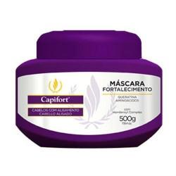 Capifort Lissage des Cheveux Masque (500gr)