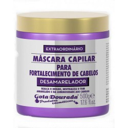 Gota Dourada Extraordinary Matting Masque (500gr)