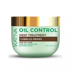 Kativa Oil Control Deep Treatment (250ml)