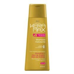 Skafe Keramax Argan et Kératine Hydration Shampooing Sans Sel (250ml)