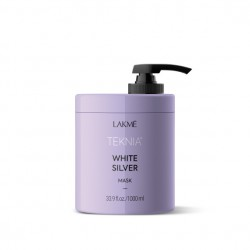 Lakme Teknia White Silver Mask (1000ml)