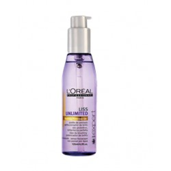L'oreal Serie Expert Liss Unlimited  Coiffure Huile (125ml)