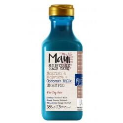 Maui Moisture Nourish & Moisture Coconut Milk Shampooing (385ml)