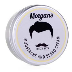 Morgan's Moustache & Beard Cream (75ml)
