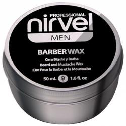 Nirvel Men Barber Cire Pour  Barbe et Moustache (50ml)
