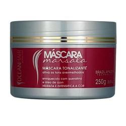 Ocean Hair Marsala Masque Matifiant (250gr)