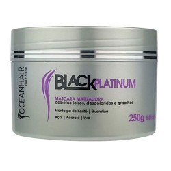 Ocean Hair Black Platinum Masque Matifiant
