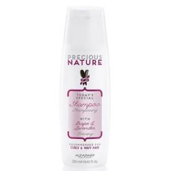 Alfaparf Precious Nature Shampoo Toscane pour les Cheveux Bouclés et Ondulés