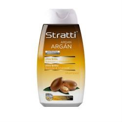 Stratti Aragan & Keratina Shampooing (400ml)