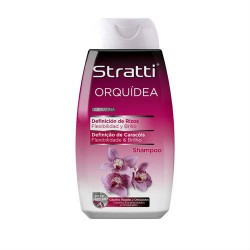 Stratti Orchidée & Kératine Shampooing (400ml)