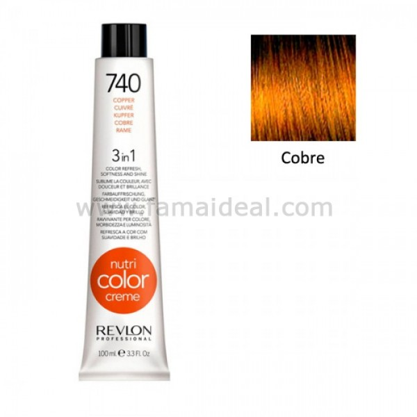 Revlon Nutri Color Creme Tubo (100ml)